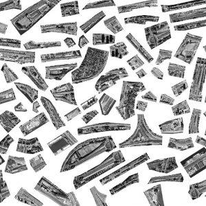 Stadssnippers collage Rik de Bondt